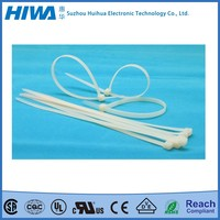 Standard stainless steel barb locking nylon cable ties Best Price