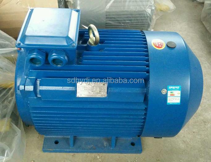 Premium Efficiency 100% Cast Iron 380v 50hz Ip55 F Class 132kw Ac ...