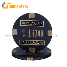16g Nevada Club Metallo <span class=keywords><strong>Poker</strong></span> <span class=keywords><strong>Chip</strong></span>
