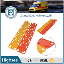 rotomolding plastic backboards and spine boards
