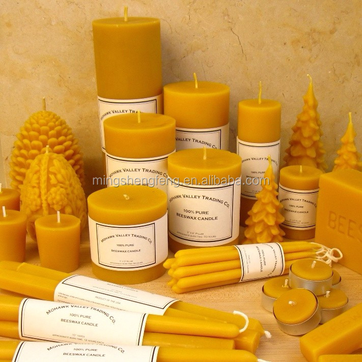 High Quality Pure Honey Bee Wax For Candle And Waxing