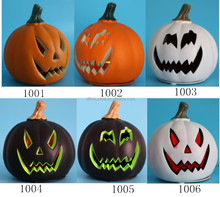 New business ideas halloween crafts cheap halloween party decorations outdoor plastic pumpkin designs with fairy figures