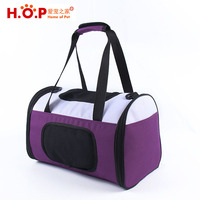 High Quality Cat Dog Carrier Bag 900D Oxford Material Three sides Windows Light weight Easy Carry With Shoulder Pad