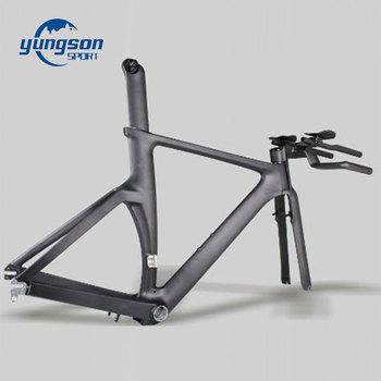 Super Lightweight En Standard Tt Carbon Fiber Bike Frame Custom Logo ...