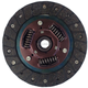 41100-02010 car spares parts daikin clutch disc HYD314