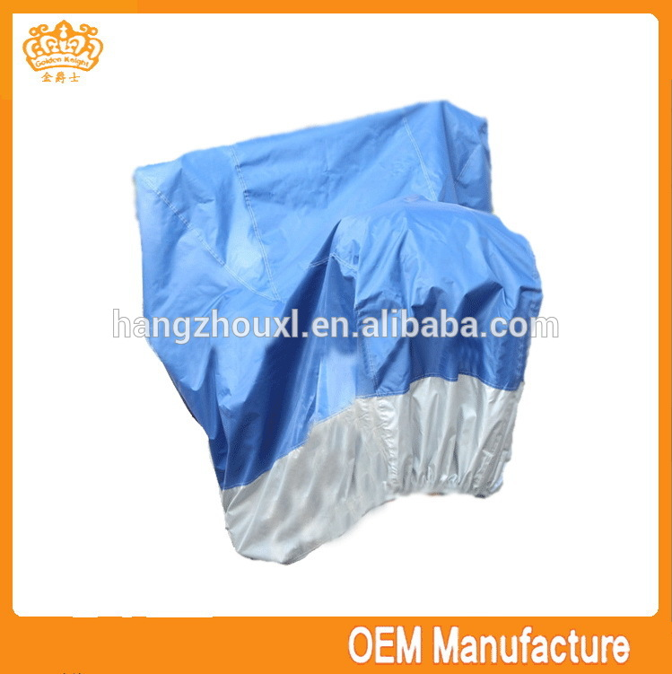 Brand new double colour motorcycle/e-bike/waterproof cover with low price