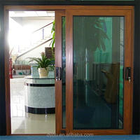 Good quality exterior aluminum front door designs