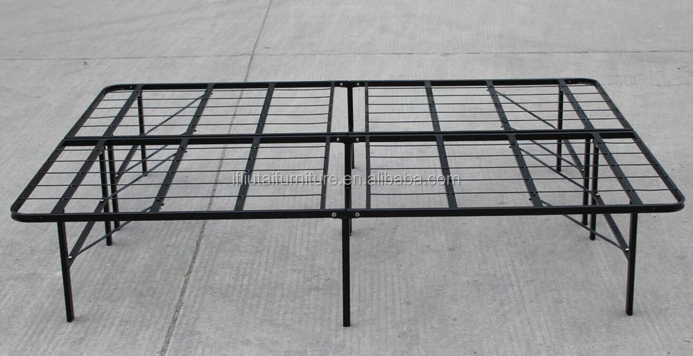 Twin Metal Platform Frame Bedroom Bed Base Bed Frame Usa