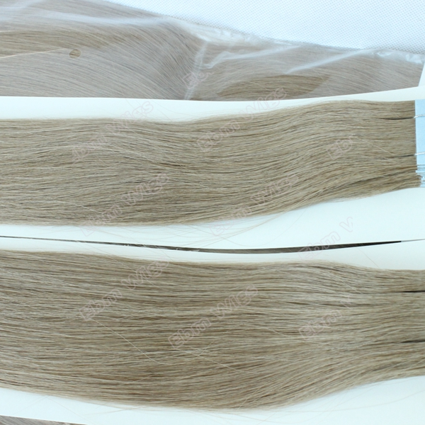 Wholesale Dark Blonde Human Hair Extension Human Hair, Hair Extension , Hair Extension Human