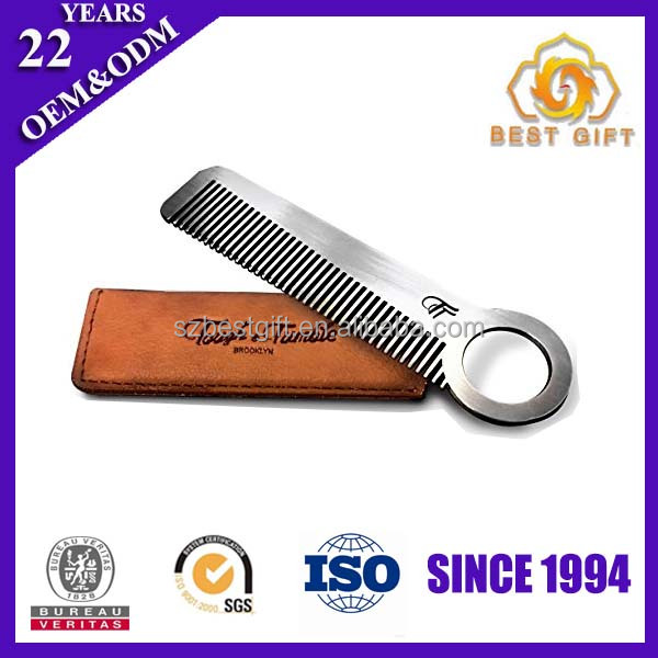 Best Selling Zinc Alloy Comb Opener Bottle Beer Openers