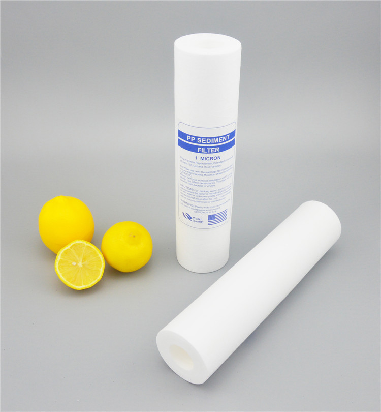 1 Pack 9 3//4 L 1 Micron Campbell 1sf-30 Sediment Filter Cartridge