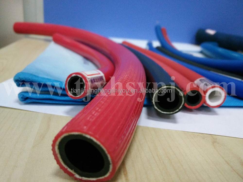 Braided Rubber Hose Flexible Tube/Pipe Air Compressor Hose