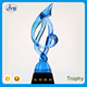 custom new design crystal music trophy award factory wholesale