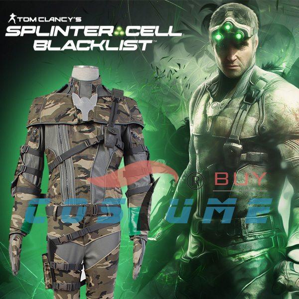 Aliexpress.com : Buy Tom Clancy's Splinter Cell Sam Fisher ...