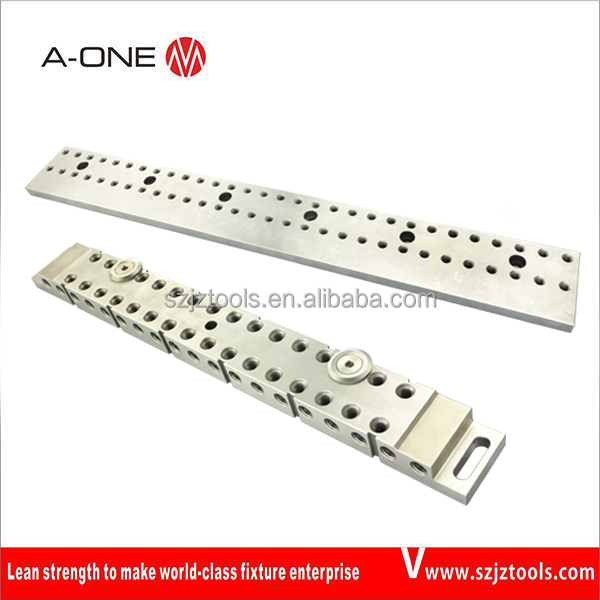 A-one Wire Edm Cutting Clamping Beam For Agie Charmille Wedm Machine ...