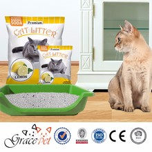 [Grace Pet] Professional bentonite cat litter manufacturer