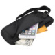 2017 Worldwide Travel Pouch Zippered sports Waist Compact Security Money Waist Belt Bags for Men Women
