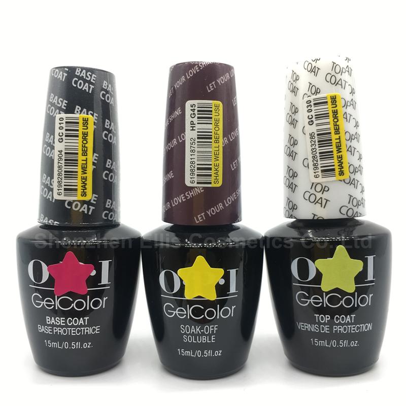 China suppliers Nail Art Paint OEM/ODM 273 Color uv Gel Nail Polish