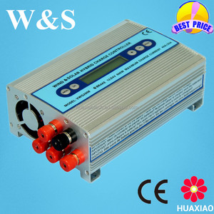 12V 24V Wind generator charge controller , 500W wind 100W solar,DC or AC input