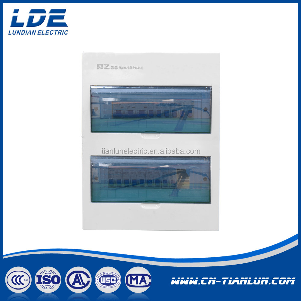 PZ30 series Terminal Combination Distribution Box,electrical distribution board
