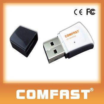 Как настроить wi fi адаптер comfast cf-wu720n youtube.