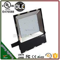 UL DLC listed Wide beam angle 120degree 10w 20w 30w 50w 80w 100w 150w 200w LED flood light replace traditional halogen bulbs