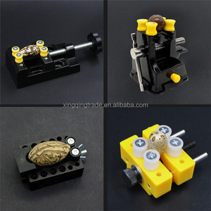 Carving Bench Clamp Drill Press Flat Vice Opening Parallel Table Vise DIY Sculpture Craft