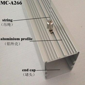 Aluminium Body For Led Pendant Light Housing