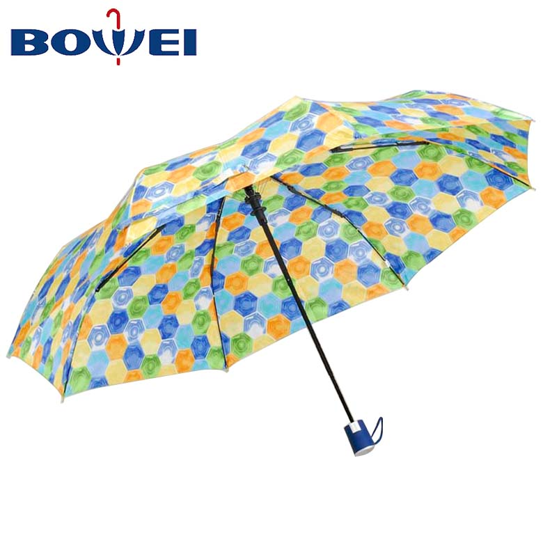 2020 windproof foldable umbrellas automatic opening straight umbrella with print