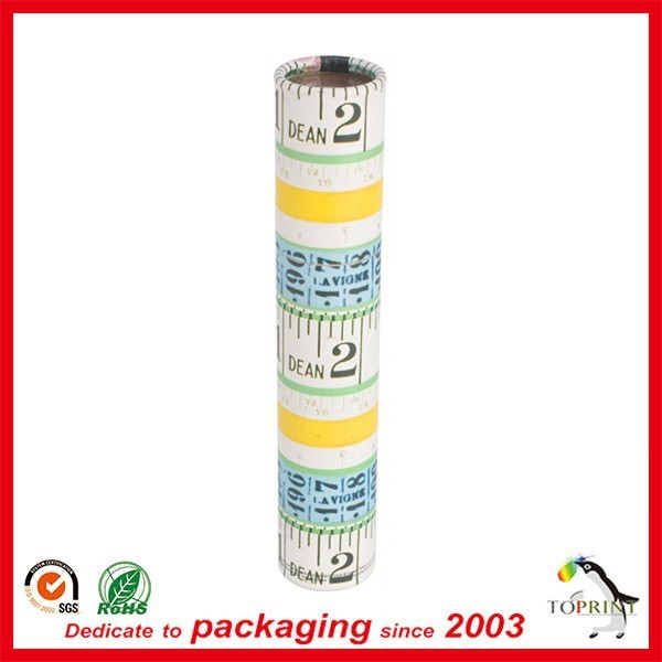 small round shaped box kinds of design shipping tubes usps pantone color printing rich experience supplier in china