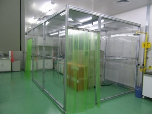 anlaitech clean shed(room) made in china