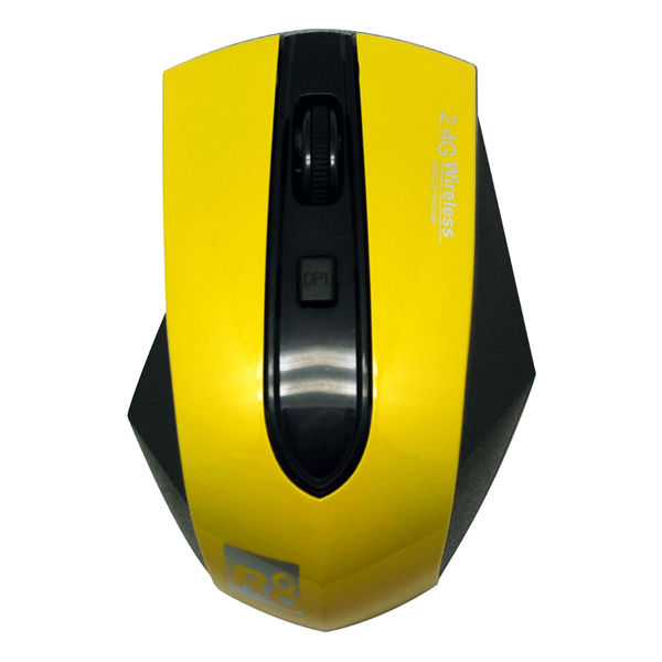 2 4GHZ Wireless Optical Mouse
