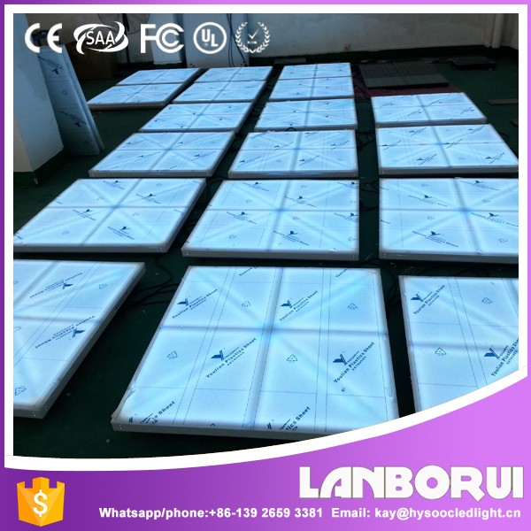indoor/outdoor use dmx led dance floor / <strong>rgb</strong> professional color changing led brick light