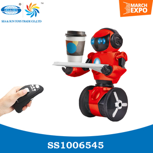 Newest Motion Sensor RC humanoid Robot toy Smart Intelligent Robot