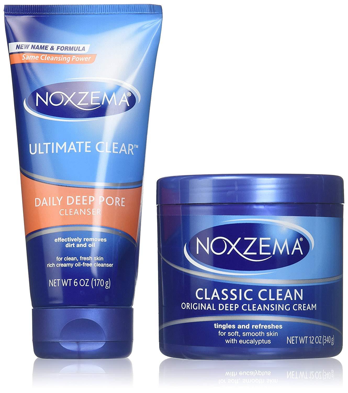 Cheap Deep Cleansing Skin Cream Find Cleanser Original Get Quotations Noxzema Classic Clean 12 Oz Ultimate Clear Daily Pore
