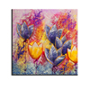 big size wall art canvas print Flower Oil Painting printer