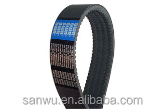 Taiwan SWR High Performance Agricultural Banded Rubber V Belt
