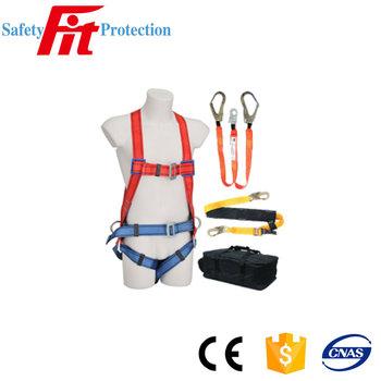 full body safety harness kit