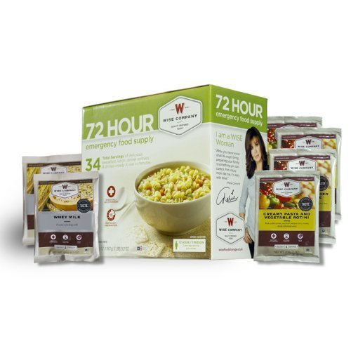 Wise Company 72-Hour Emergency Food Supply