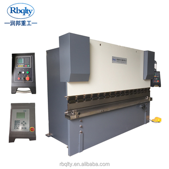 Bending Machine WC67Y 30T 2000mm Hydraulic press brake With Competitive Price
