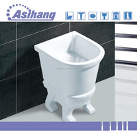 ASD4 china ceramic mop sinks for bathroom accessories