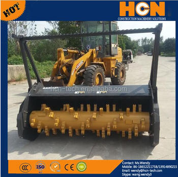 Industrial Forestry Excavator Forest Tractor Flail Mulcher - Buy Forest  Mulcher,Skid Steer Loader Mulcher,Mulcher Product on Alibaba com