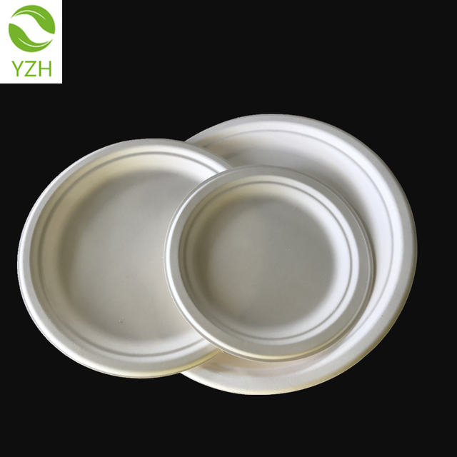 Eco - Friendly Sugarcane Bagasse Disposable Paper Plates & Buy Cheap China eco friendly paper plates Products Find China eco ...