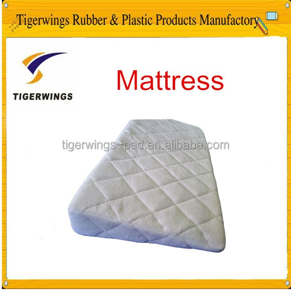 Tigerwingspad high quality baby sleep positioner cribe wedge pillow