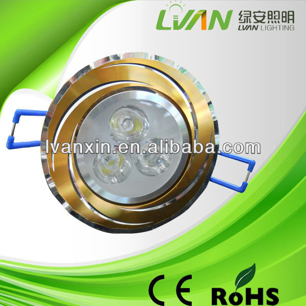 legrand led downlight