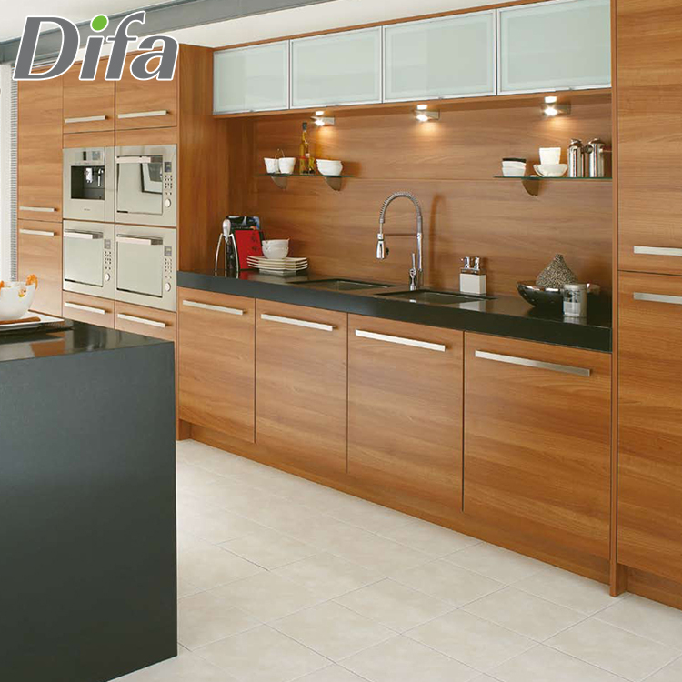 Modern Home Furniture Designs Particle Board Kitchen,Guangzhou Custom Kitchen