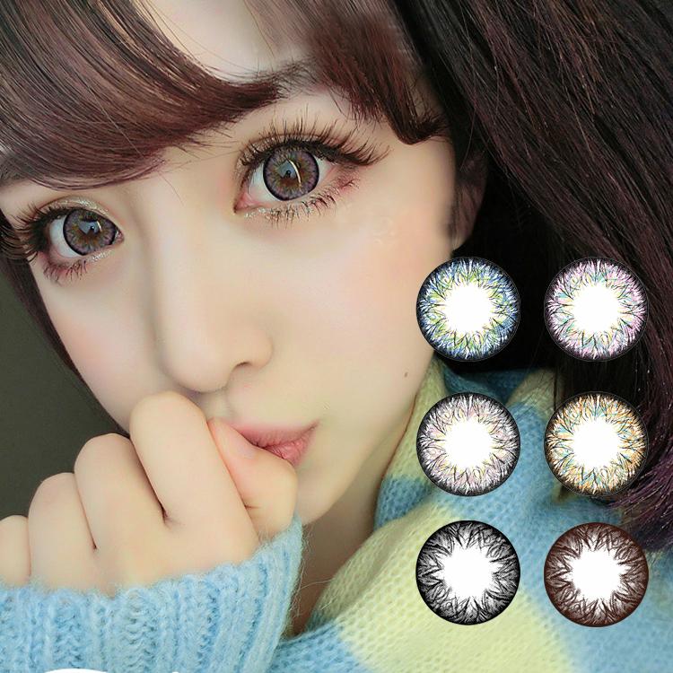 Цвет волос для серо зеленых глаз фото