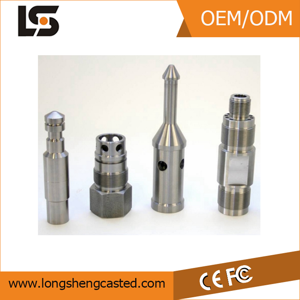 ISO9001 customized mass high precision metal accessories aluminum medical poultry equipment spare parts with <strong>cnc</strong>