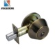Key in Knob Lock with Deadbolt