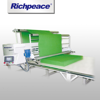 Knit fabric Richpeace Tubular Spreading Machine